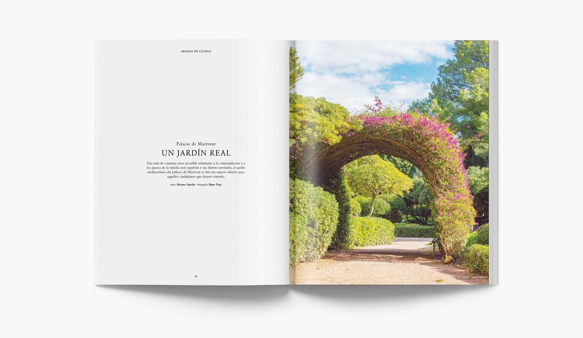 Un jardín real - IN PALMA 61