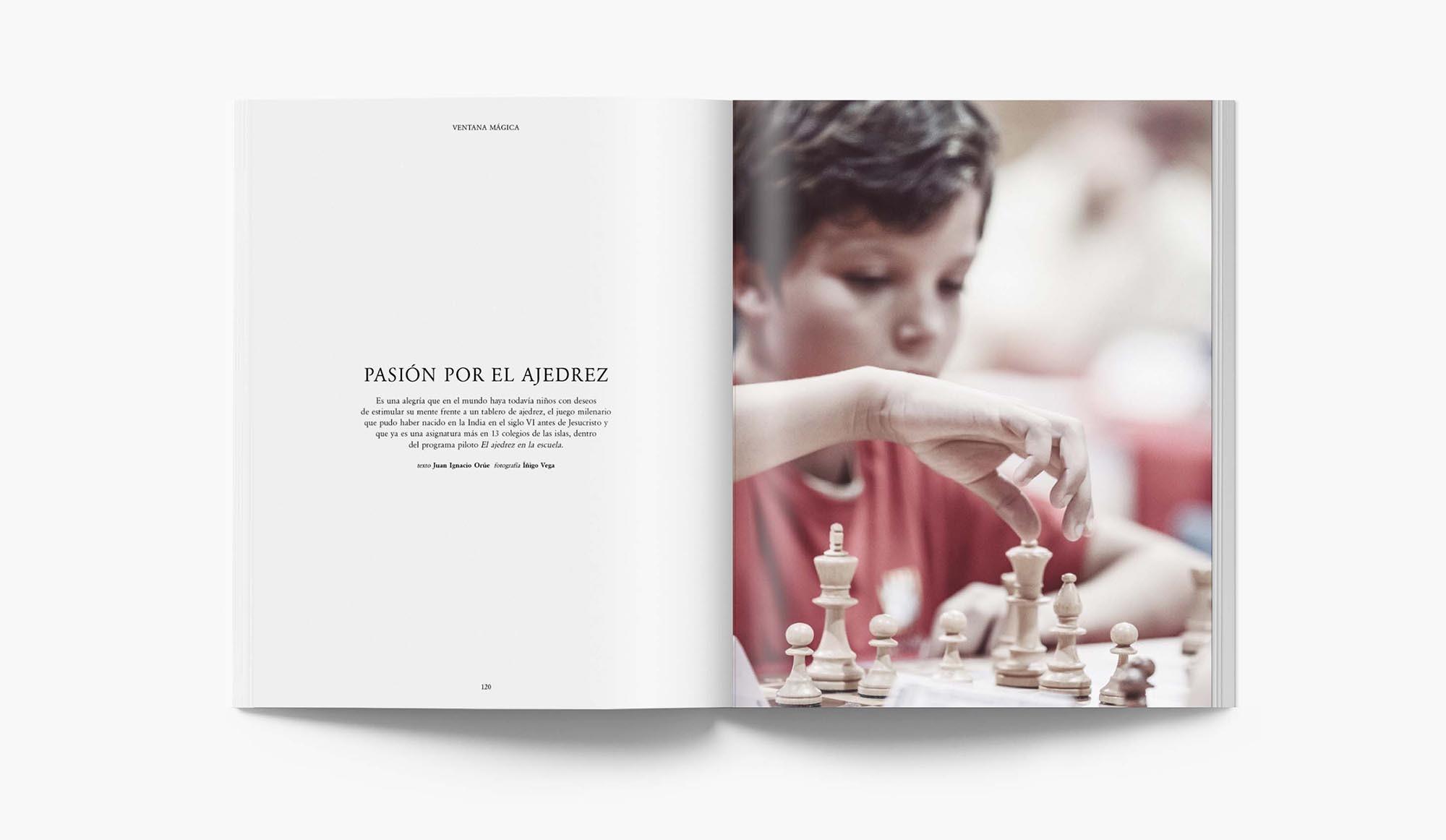 Pasión por el ajedrez - IN PALMA 61